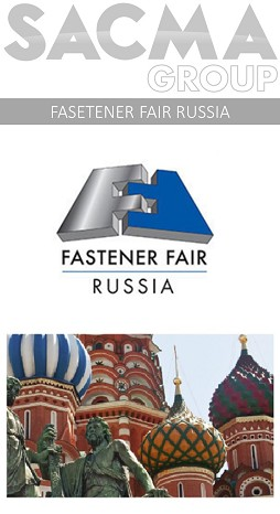 From 14th to 16th of May in Moscow will be held Fastener Fair 2014