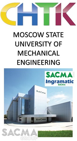 April 24, 2015 in MOSCOW STATE UNIVERSITY OF MECHANICAL ENGINEERING (MAMI)