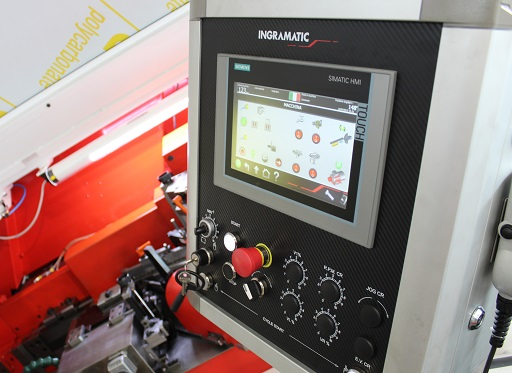 Winning Technologies, Ingramatic, SC-MATIC, ANTRIEB